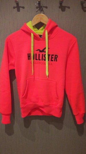 Neon pinkes Sweatshirt