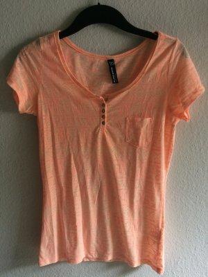 Neon Shirt gemustert NEU