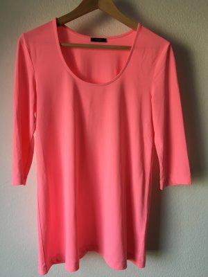 Neon Shirt Oberteil rosa pink Riani 36 Oversize