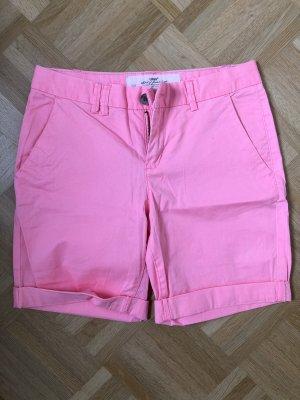 Neon Shorts ungetragen