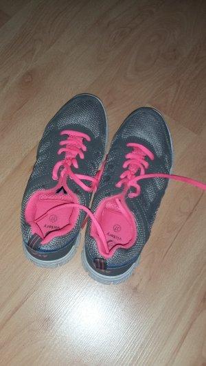 Neon Sneaker