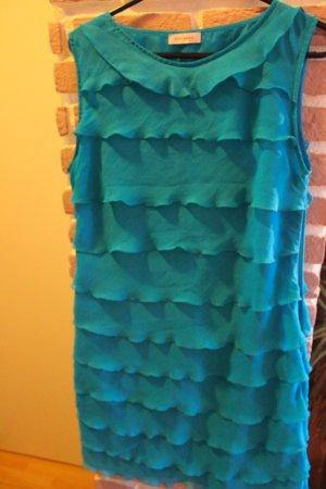 Neonblaues Kleid von Orsay