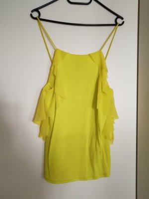 Asos Camisole neongeel-limoen geel