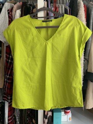 Neonfarbenes Shirt / Bluse