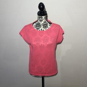neonfarbenes Strickshirt
