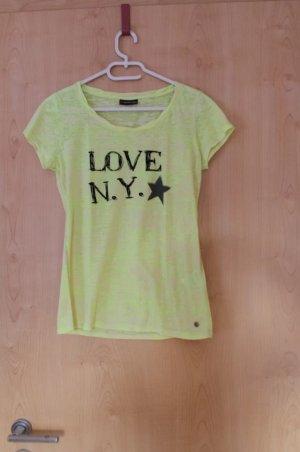Neongelbes T-Shirt S/36