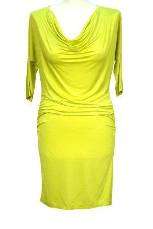 Neongrünes Kleid von SIMPLE