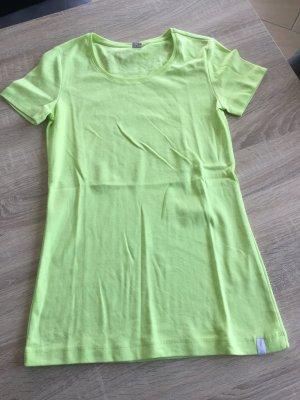 Neongrünes Tshirt