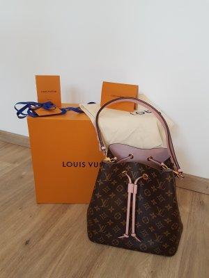 Louis Vuitton Sac à main brun-rosé