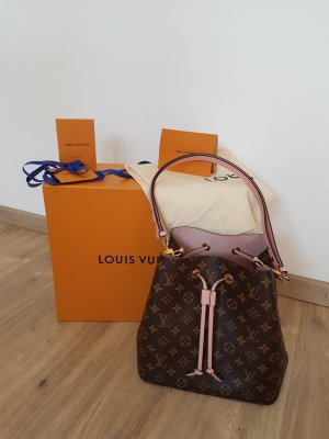 Louis Vuitton Borsetta marrone-rosa pallido