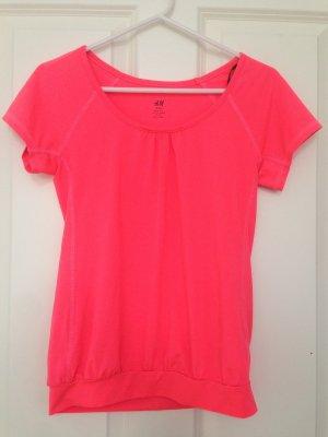 Neonpink Sport T-Shirt