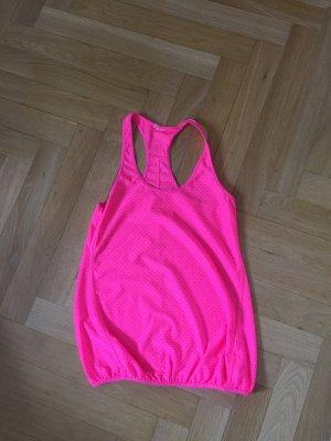 Neonpinkes Sport Shirt von H&M