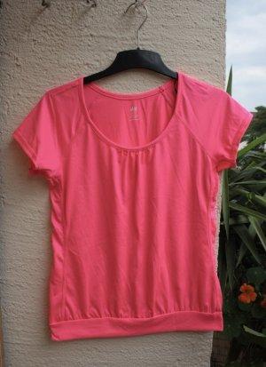 Neonpinkes Sport T-Shirt