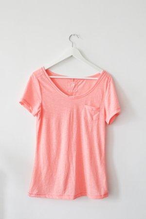 Neonpinkes T-Shirt von Primark
