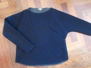 Neopren KENZO Pullover mit Tiger Stickerei, schwarz!