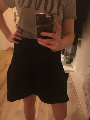 Neopren-Look Skater Skirt Rock von & other stories