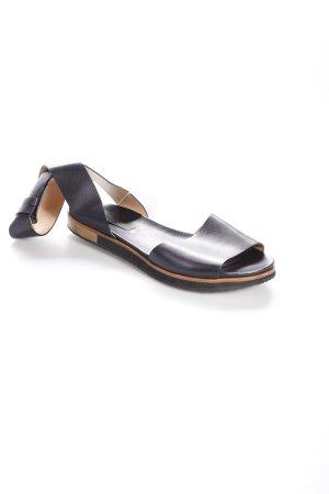 Neosens Komfort-Sandalen schwarz Street-Fashion-Look