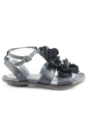 Neosens Riemchen-Sandalen schwarz Casual-Look