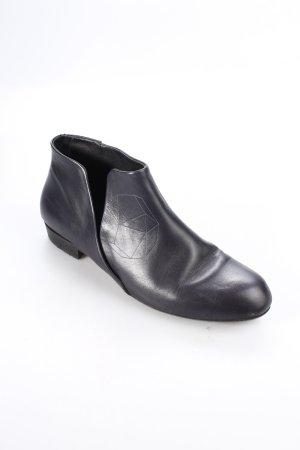 Neosens Schlüpf-Stiefeletten schwarz klassischer Stil