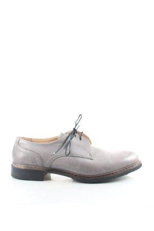 Neosens Schnürschuhe grau klassischer Stil