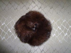 Accessory multicolored fur