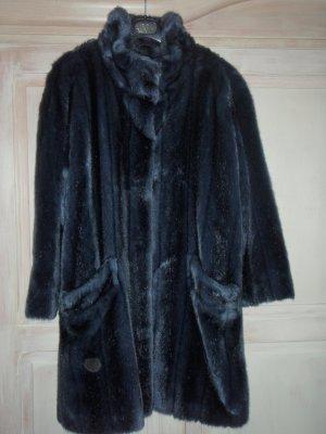 Nerzmantel Fake Fur Gr.40