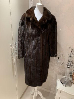 Pelt Coat brown-black brown