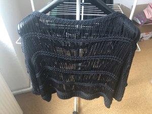 Netz Pullover