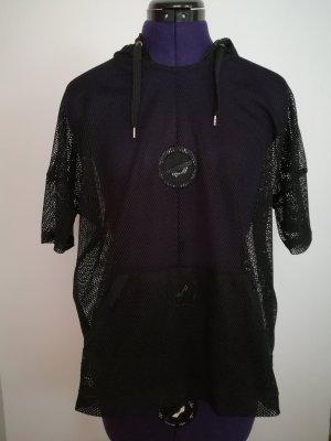 Clockhouse Mesh Shirt black