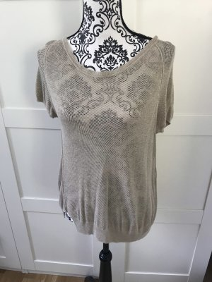 Princess goes Hollywood Mesh Shirt beige