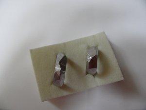 Neu! 2 Silber Mit Brillant Trauringe Eheringe Verlobungsringe Partnerringe