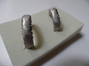 Neu! 2 Silber Trauringe Eheringe Verlobungsringe Partnerringe