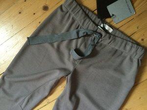NEU! 319€ *Scervino Street Hose Chinohose mit Wolle IT38 DE 34 S Freizeithose