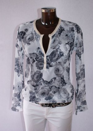 Slip-over Blouse multicolored polyester