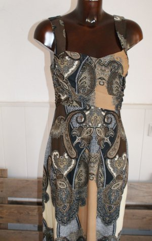 Maxi Dress multicolored polyester