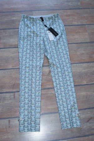 Marc Cain Stretch Trousers multicolored viscose