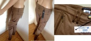Neu! 392€ PLEIN SUD Hose Chinohose Boyfriend Harem Pants IT42 De 38 Wolle