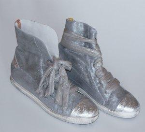 NEU 40 ♛ Divine Follie ♛ schönste Leder Vintage Sneakers 129,-