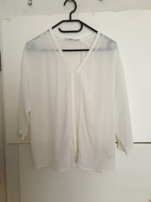 7 For All Mankind Blouse en soie multicolore soie