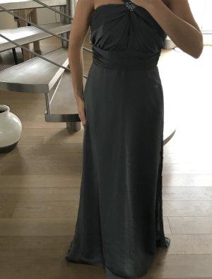 NEU Abendkleid mit Brosche