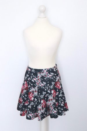 Abercrombie & Fitch Skater Skirt multicolored