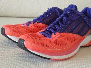 NEU - adidas, adizero, Women, US 8 / FR 40 in Pink/Purple/White Q21504