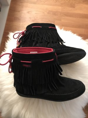 Adidas Short Boots multicolored suede