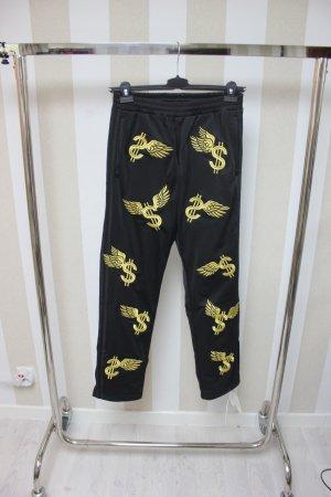 Jeremy Scott adidas pantalonera negro
