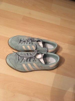 Adidas Originals Sneakers met veters turkoois-zandig bruin Leer