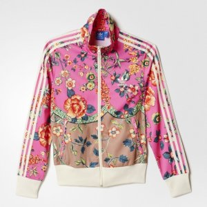 NEU! Adidas Originals Limited Edition Sweatjacke mit floralem Muster