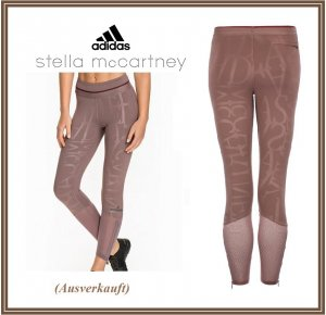 Adidas by Stella McCartney Legging multicolore tissu mixte