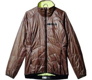 NEU! adidas TERREX TX Agravic PrimaLoft Jacket Jacke Outdoor Damen, Gr. S (36) braun