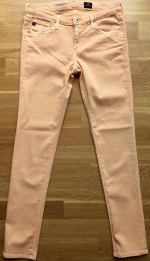 Adriano Goldschmied Skinny jeans abrikoos