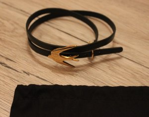 NEU Alexander McQueen Wickelarmband Schwalbe Armband